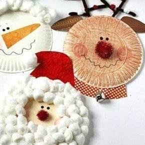 новогодние поделки в детский сад фото 018