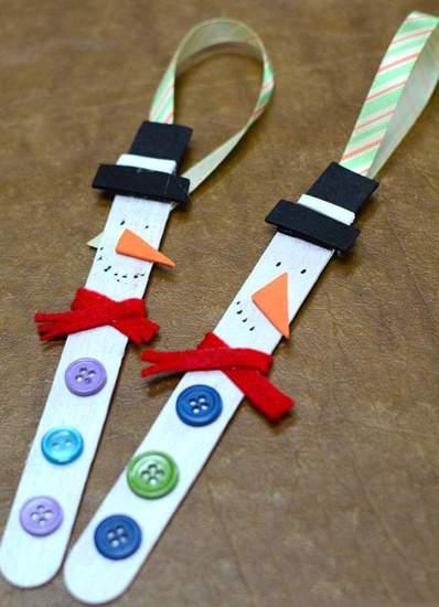 поделки на новый год в детский сад фото 056