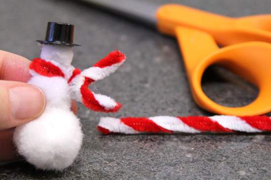 новогодние поделки снеговик фото 46