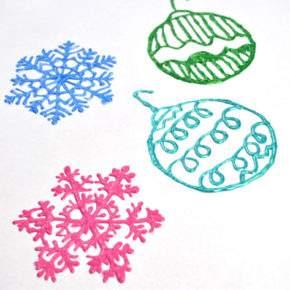 новогодние поделки снежинки фото 73