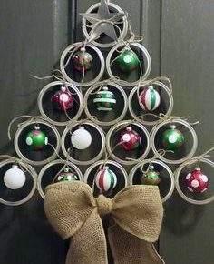 рождественские украшения фото 10