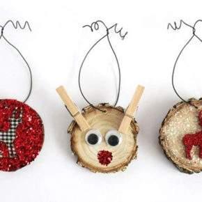рождественские украшения фото 11