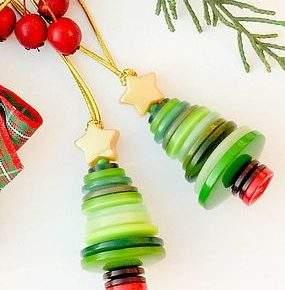 рождественские украшения фото 12