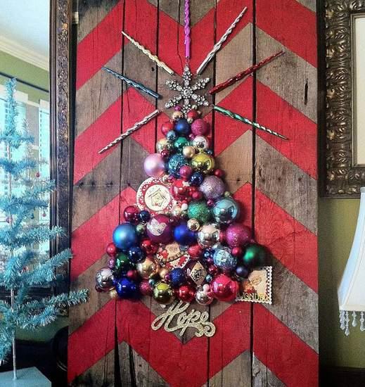 Рождественские поделки фото 23