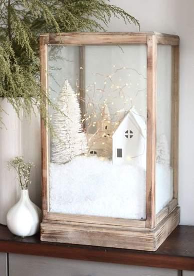 Рождественские поделки фото 25