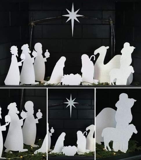 Рождественские поделки фото 26