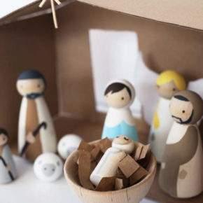 поделки на рождество фото 32