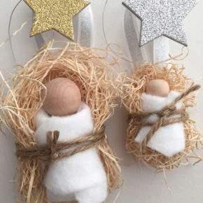 поделки на рождество фото 35