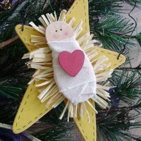 поделки на рождество фото 38