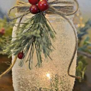 поделки на рождество фото 42