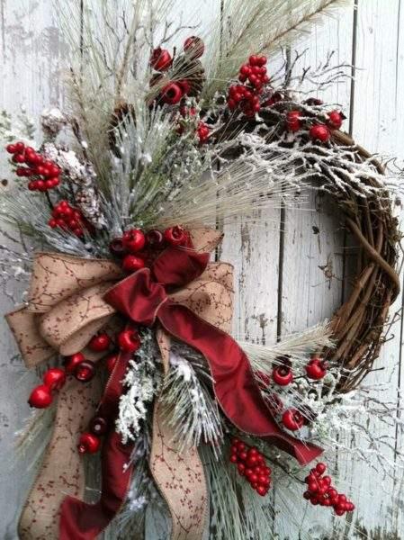 рождественские поделки фото 89