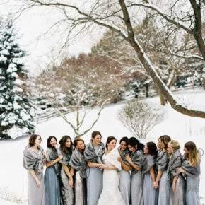 что одеть на свадьбу зимой фото 18