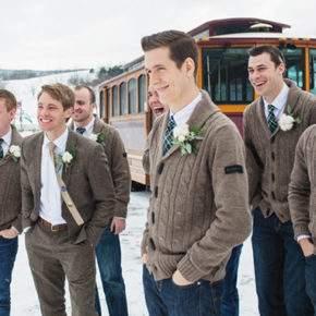 что одеть на свадьбу зимой фото 22