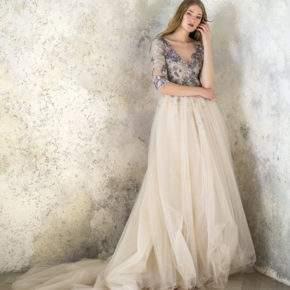 платье на свадьбу зимой фото 29