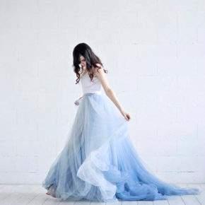 платье на свадьбу зимой фото 33