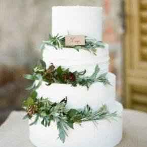зимняя свадьба торт фото 47