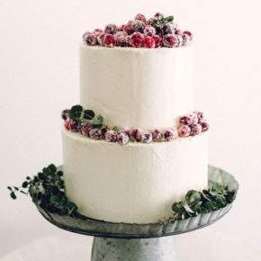 зимняя свадьба торт фото 51