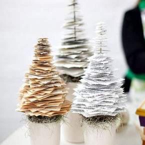поделки на тему зима елка фото 029