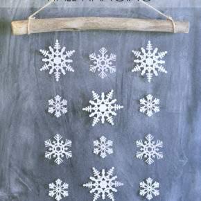 поделки на зимнюю тематику фото 057