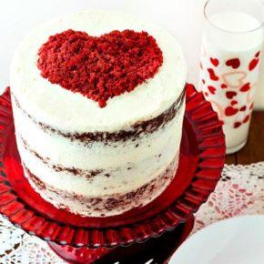 торт на 14 февраля фото 042