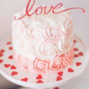 торт на 14 февраля фото 046
