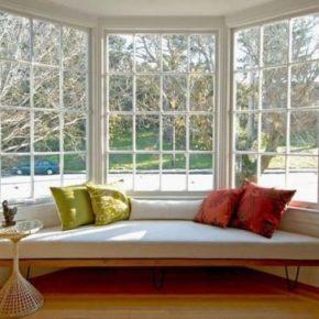 деревянное окно фото 016