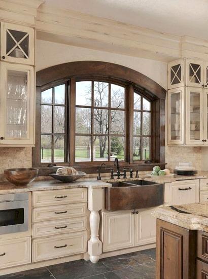 деревянное окно фото 020