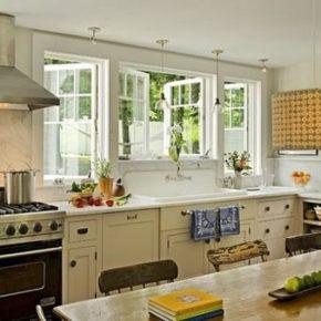 деревянные окна для дачи фото 044