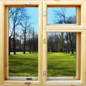 деревянные евроокна фото 049