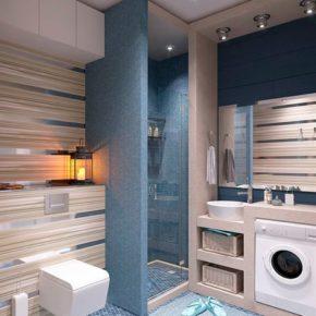 дизайн плитки в ванной фото 007