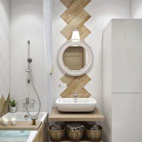 дизайн плитки в ванной фото 008