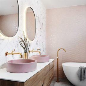 дизайн плитки в ванной фото 010