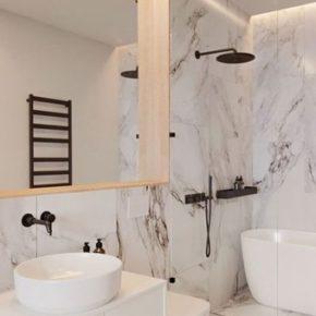 дизайн ванной комнаты плитка фото 013