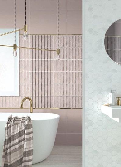 ванная комната плитка фото 023