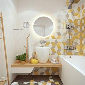 плитка для ванны фото 030