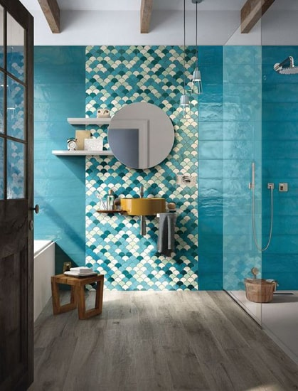 плитка в ванную комнату фото 033