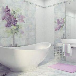 плитка в ванную комнату фото 035