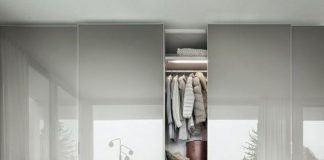 белый шкаф купе фото 003