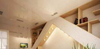спальня в скандинавском стиле на заказ фото 004