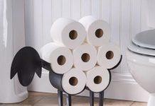 держатель туалетной бумаги фото 013